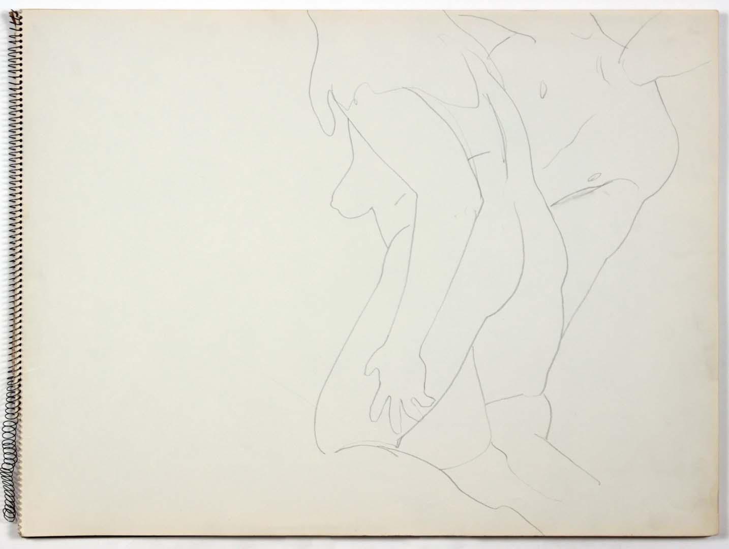 "1965 NT Graphite 18"" x 24"""