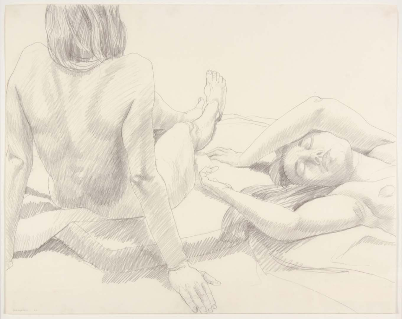 1969 Two Nudes