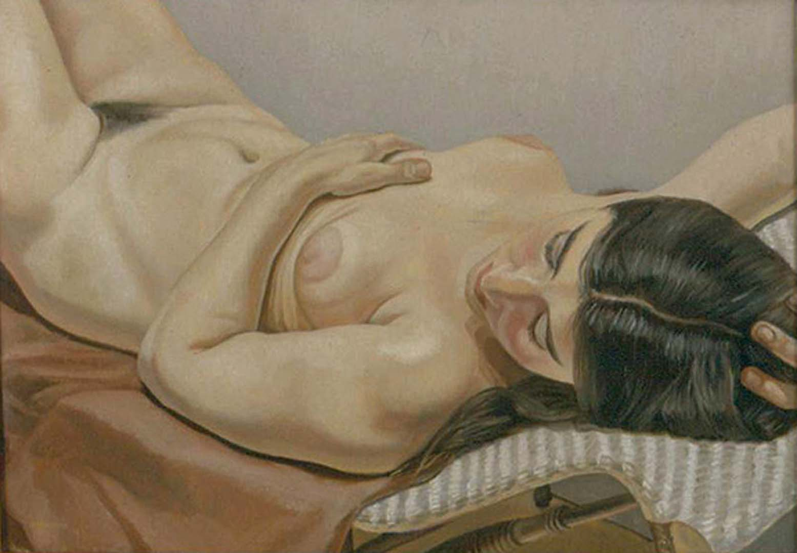 1970 Reclining Nude