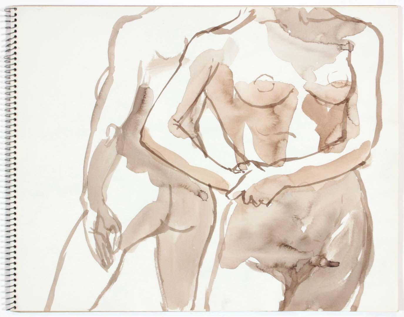 Untitled Wash 11 x 14