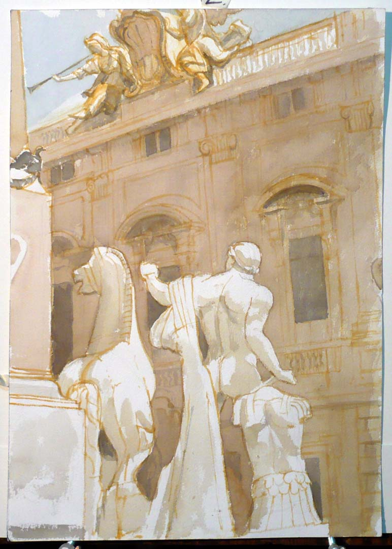 1992 Rome Quirinale