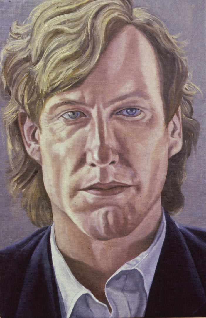 1989 Portrait of ______ Thomson Oil Dimensions Unknown