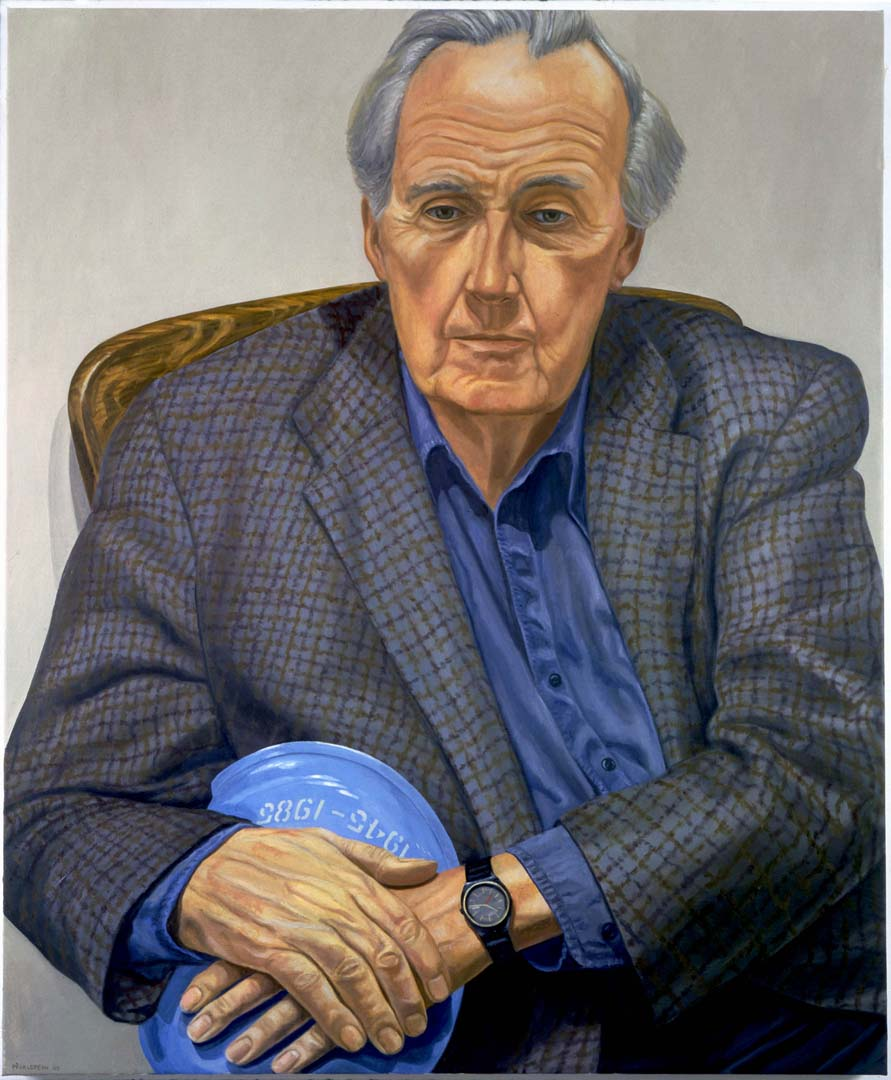 2002 Brian Urquhart Oil 44 x 36
