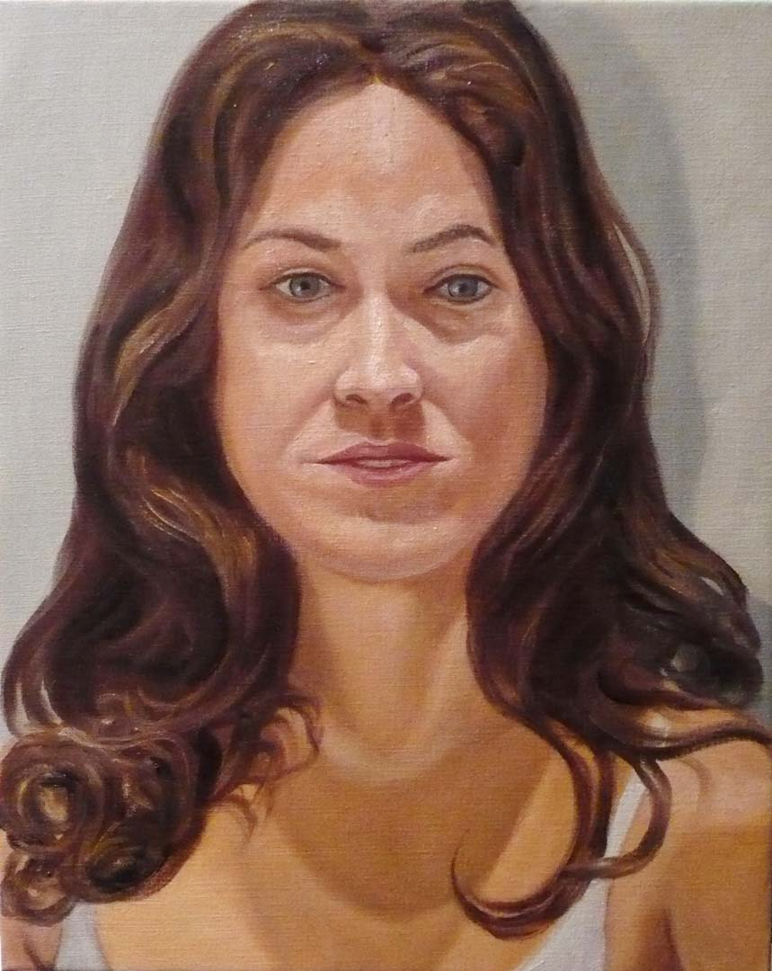 "2009 Laura Cantor Oil 20"" x 16"""