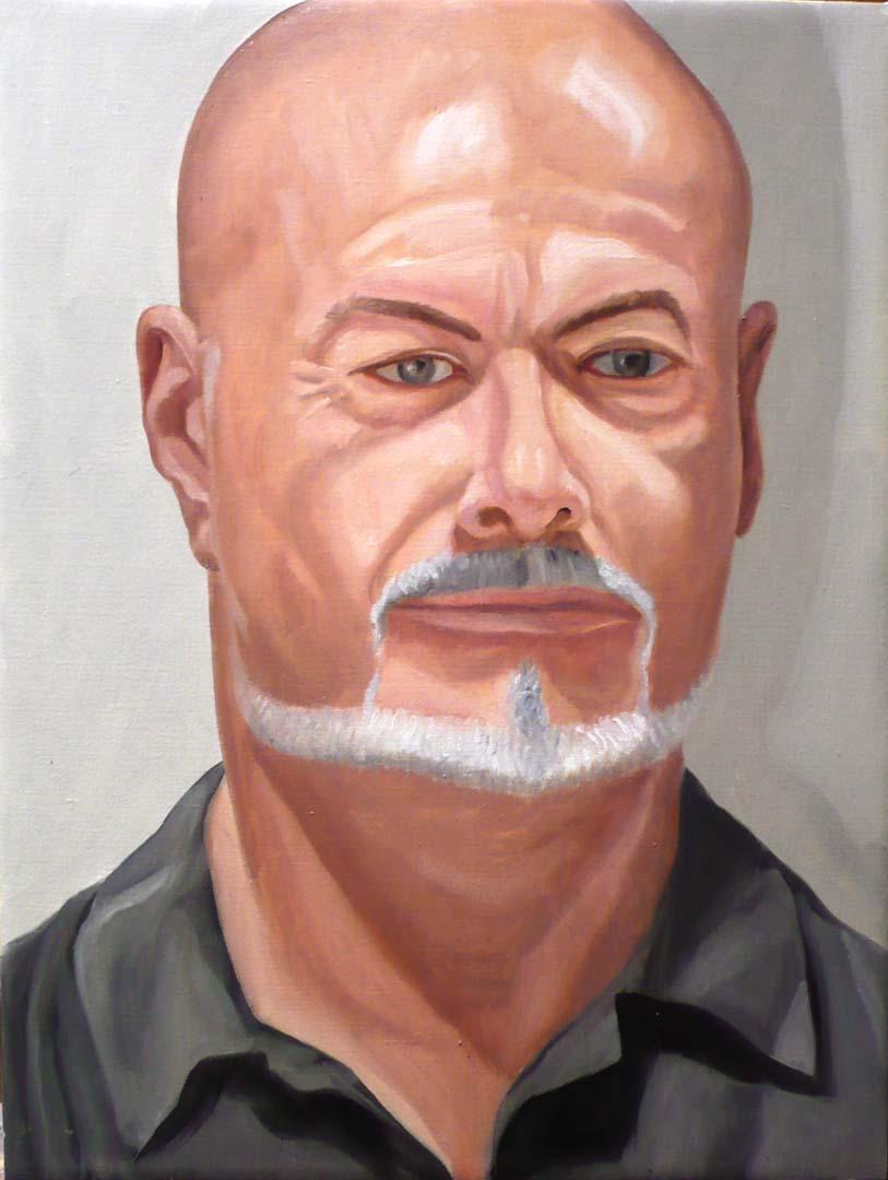2010 Don McDermot Oil on canvas 18 x 24