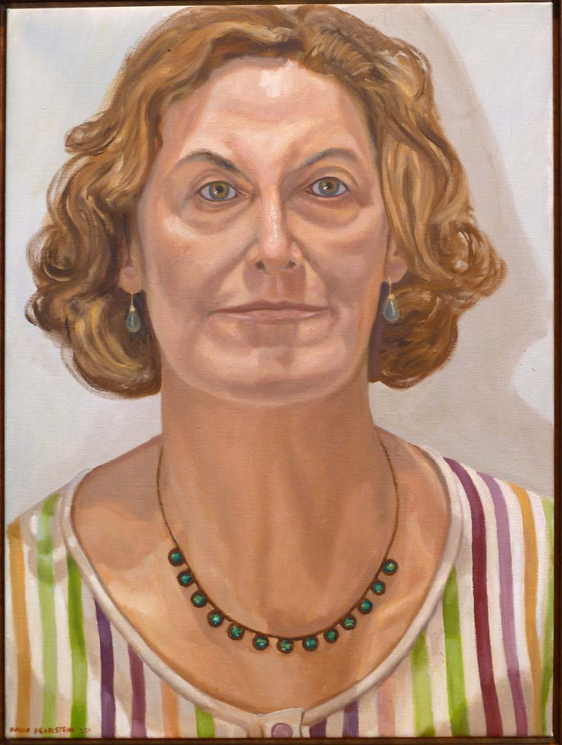 2011 Judith Ginsberg Oil on canvas Dimensions Unknown