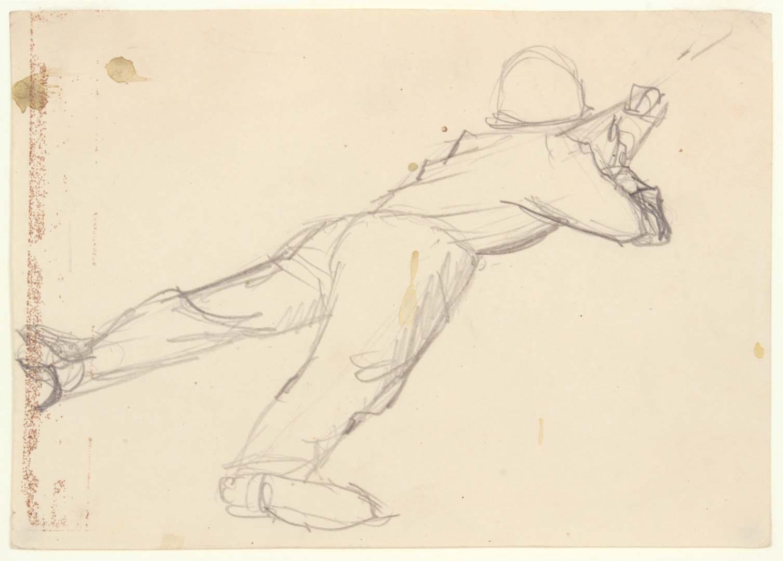 1949 NT (Soldier Lying Sideways