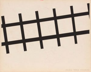 1944 Image 65 (Front Double Track Railroad) Silkscreen 11 x 14