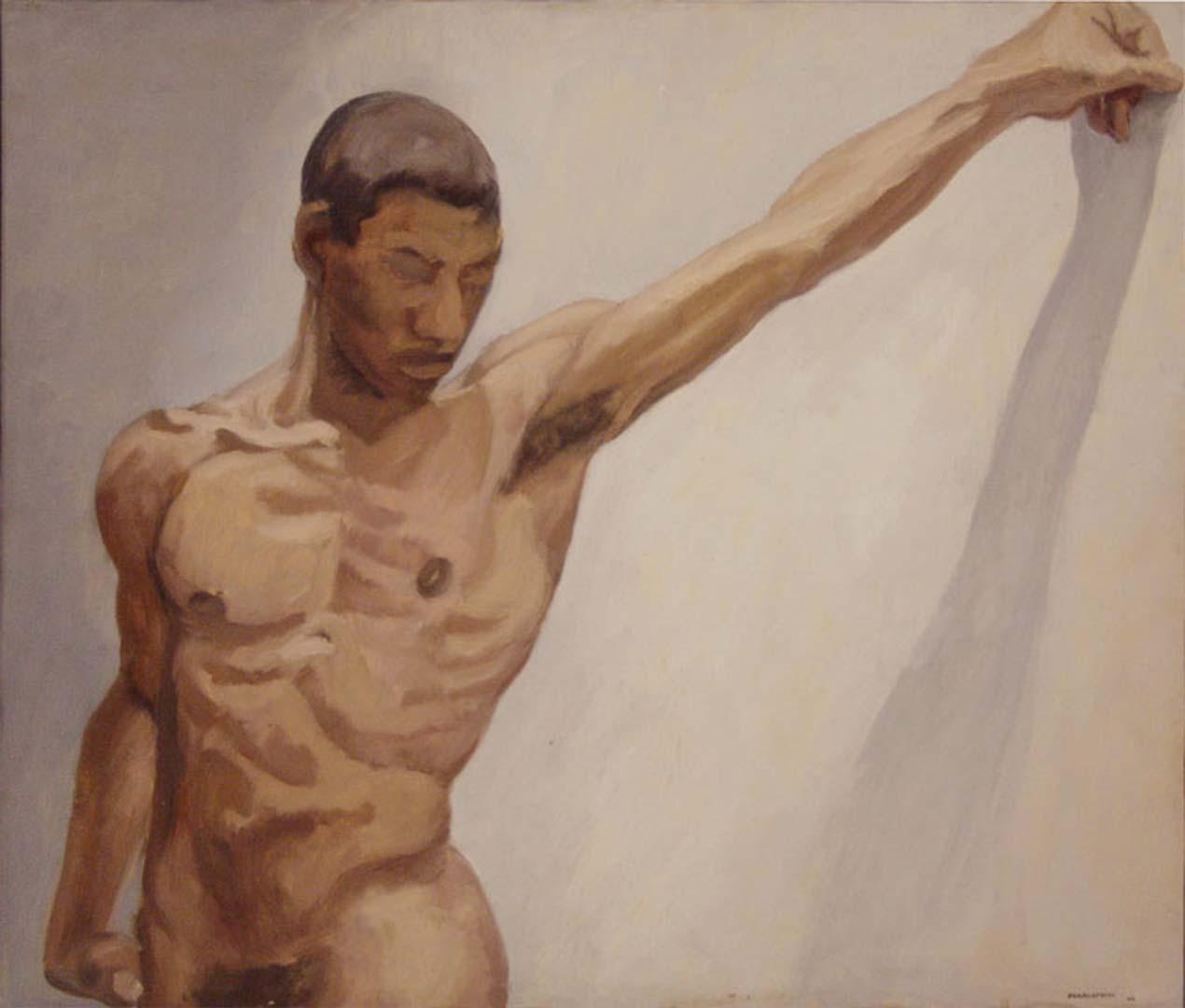 1963 Male Torso