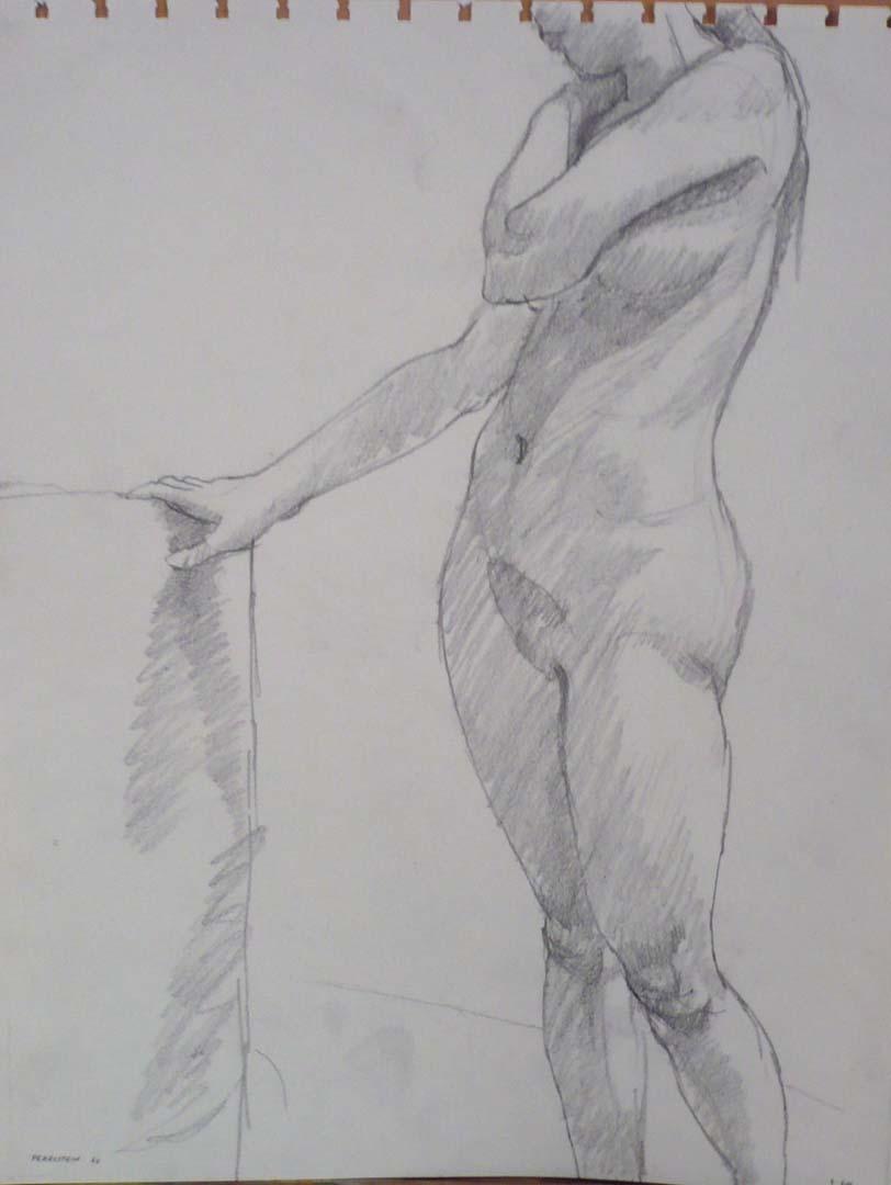 1963 Standing Female