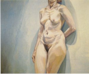 1963 Torso Oil on Canvas 36 x 44
