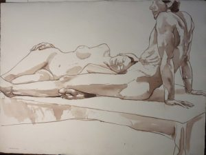 1966 Reclining Female