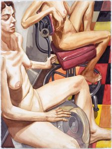 2005 Two Nudes