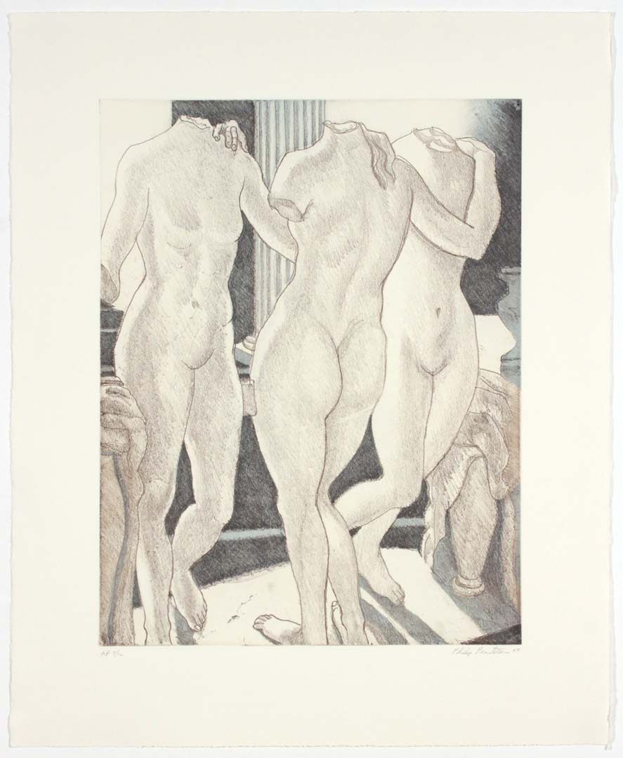 2007 The Three Graces