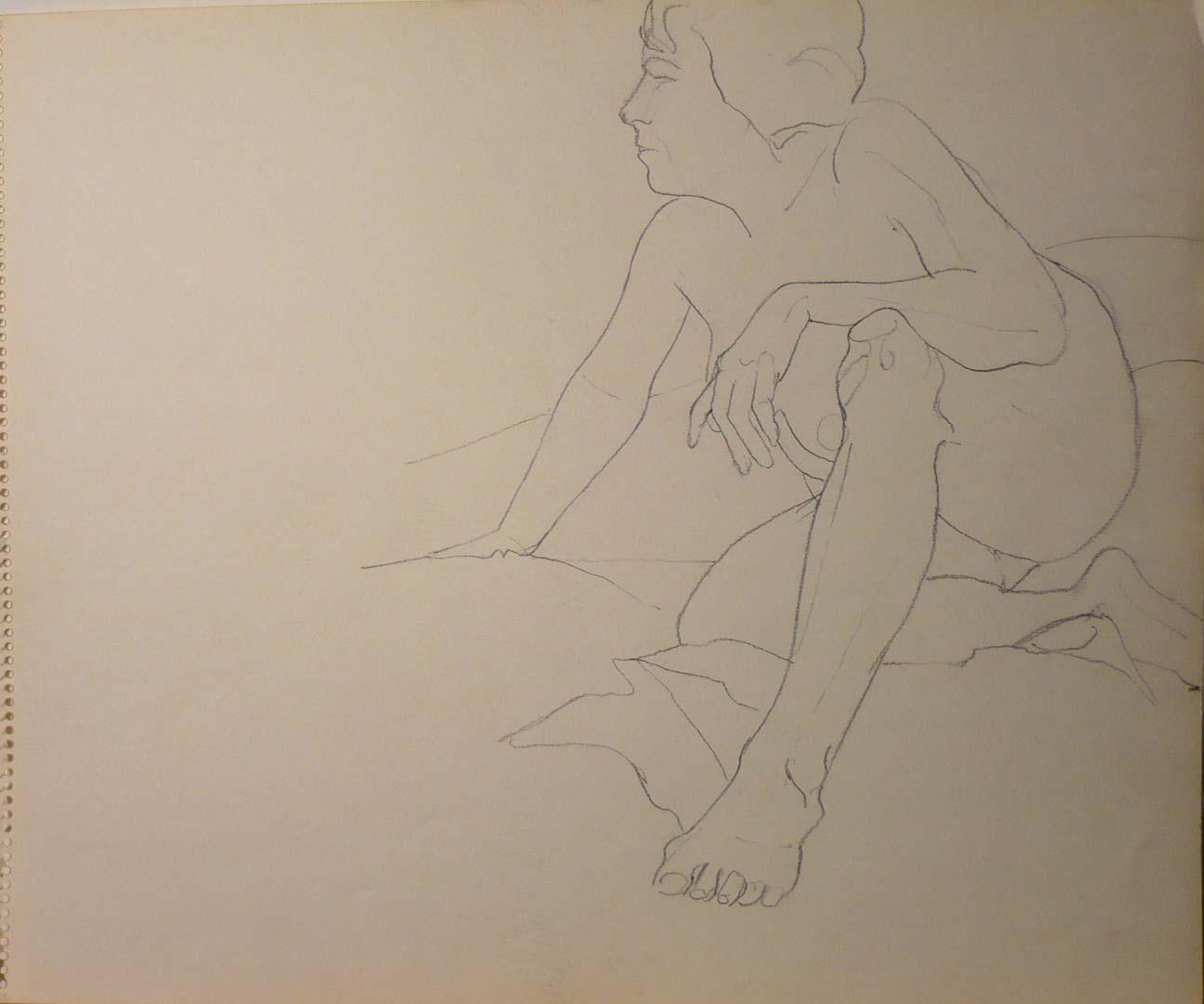 NT Pencil 14 x 16.875