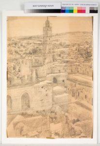 1980's Jerusalem