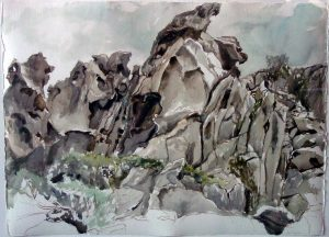 1983 Rocks of Corsica
