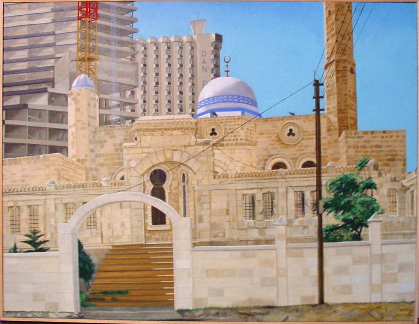 1997 Mosque and New Construction