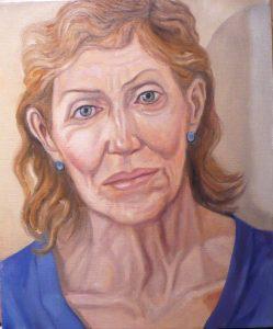 2008 Dorothea Rockburne Oil 24 x 20