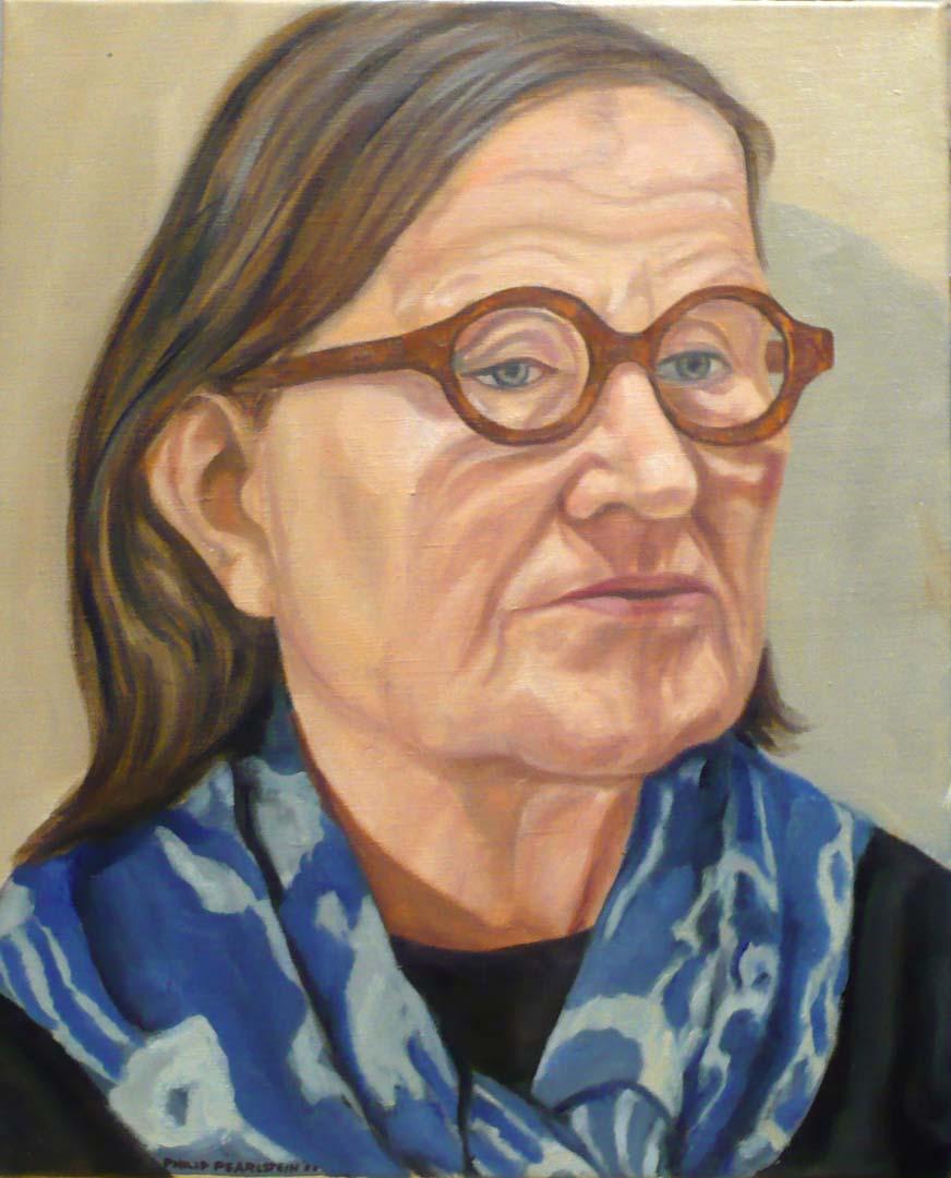 """2008 Ellen Lanyon Oil 20"""" x 16"""""""