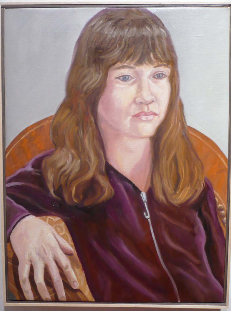 2009 Sophie Pearlstein Oil Dimensions Unknown
