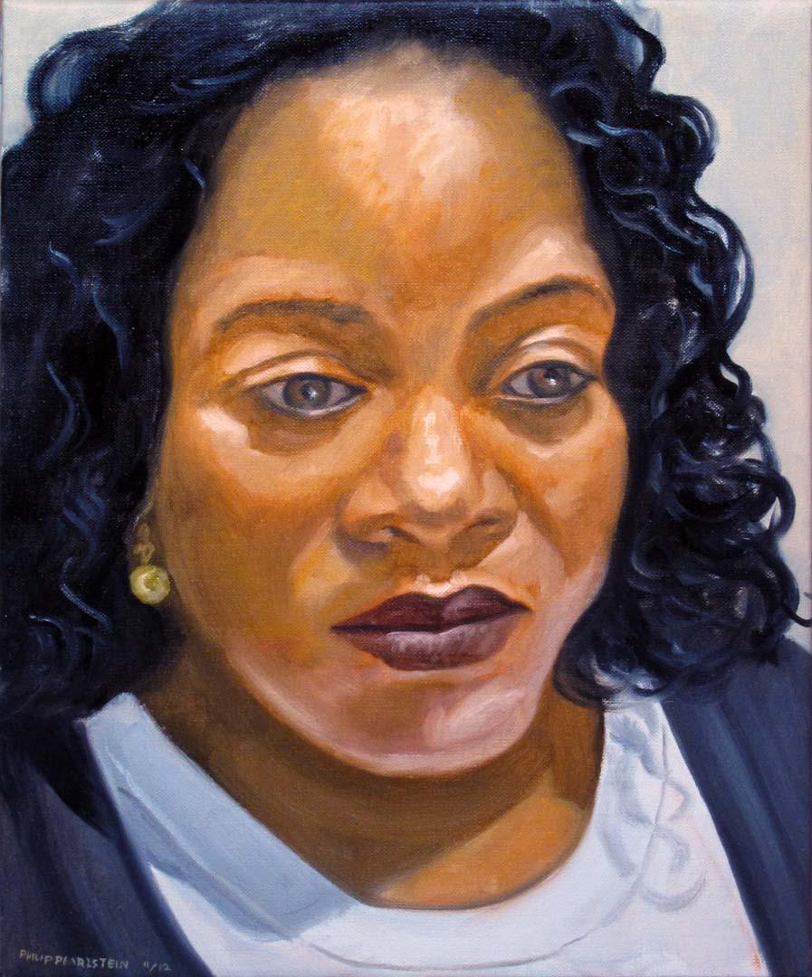 "2012 Carmen Robinson Oil 14"" x 11"""