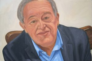 2014 David Harman Oil 20 x 30